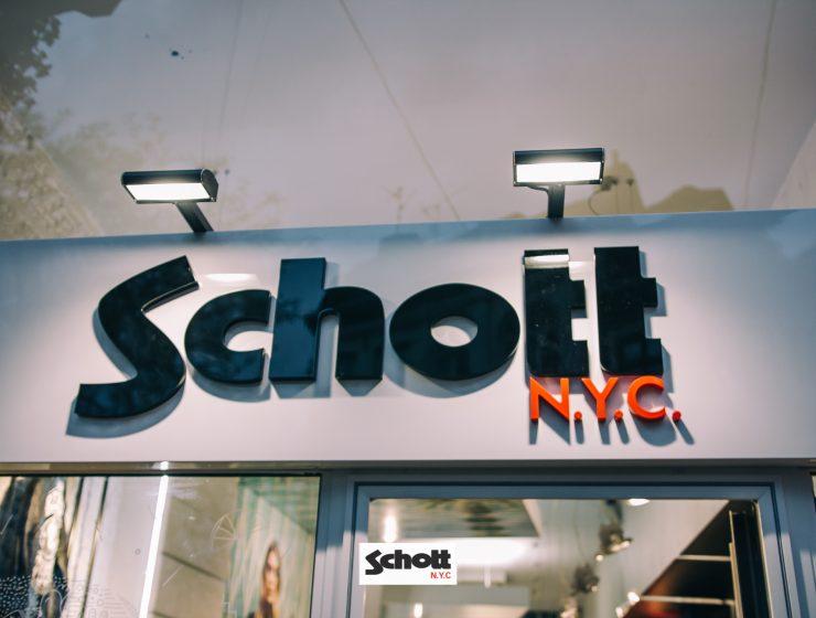Schott N.Y.C Lille