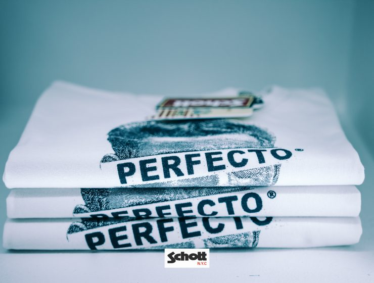 T-Shirt Schott Perfecto