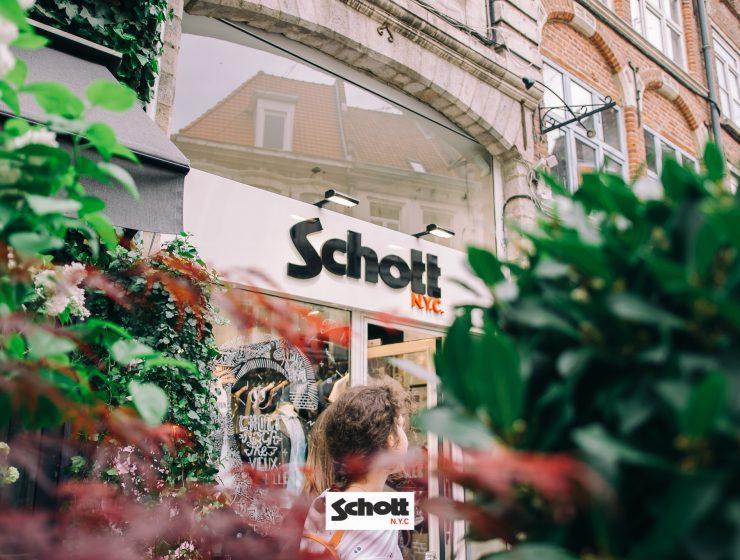 Schott boutique à lille