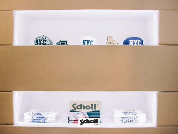 Accessoires Schott NYC